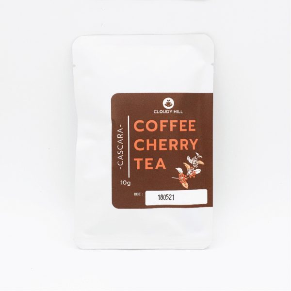 coffee cherry tea